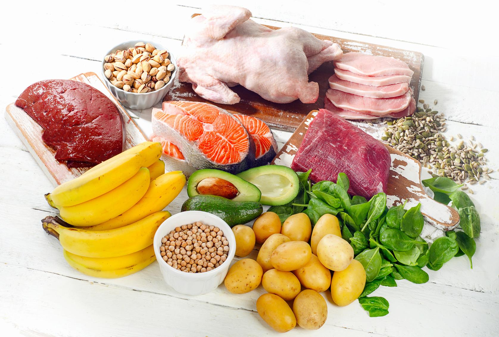 vitamin B natural nootropics