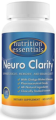 Nutrition Essentials Neuro Clarity