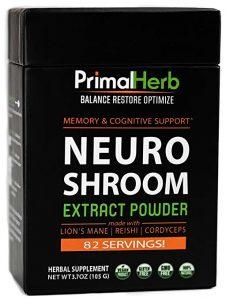 Primal Herb Brain & Nerve Support