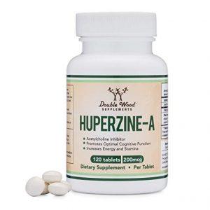 Double Wood Supplements Huperzine A